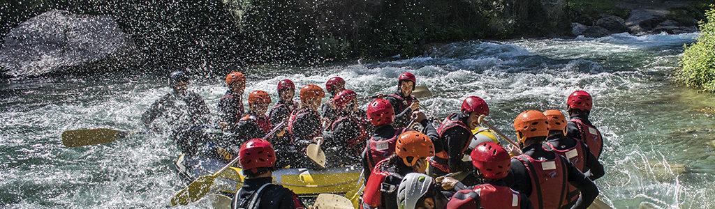 Rafting Montanejos Dinamic Adventure