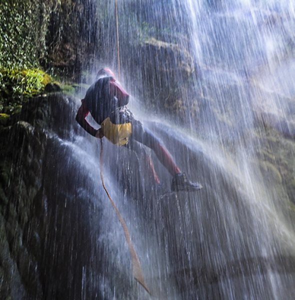 Descenso de Barranco Dinamic Adventure