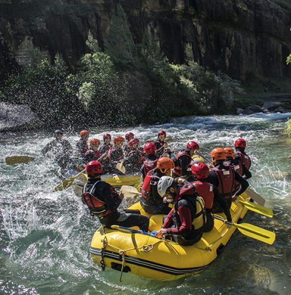 Rafting Dinamic Adventure