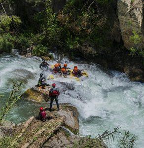 Multiaventura Rafting Dinamic Adventure Montanejos