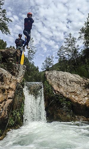 Rafting Montanejos Dinamic Adventure Multiaventura