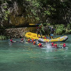 Rafting Dinamic Adventure Montanejos