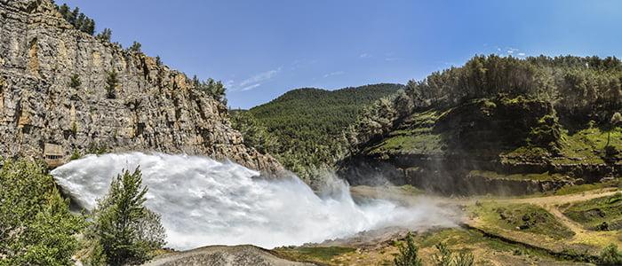 Que hacer en Montanejos Rafting Dinamic Adventure Turismo Activo comunidad valenciana