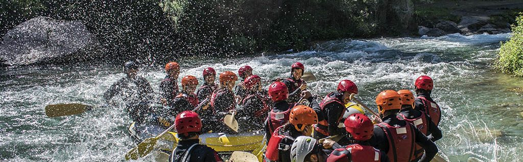 Multiaventura Rafting Dinamic Adventure Montanejos